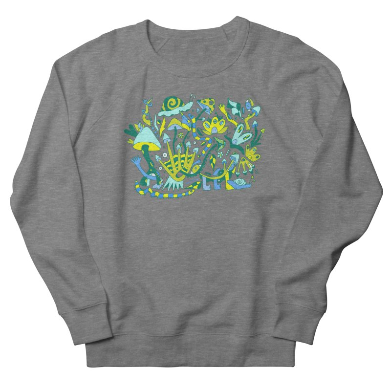 Bug Eyed Men's French Terry Sweatshirt by Shelby Works