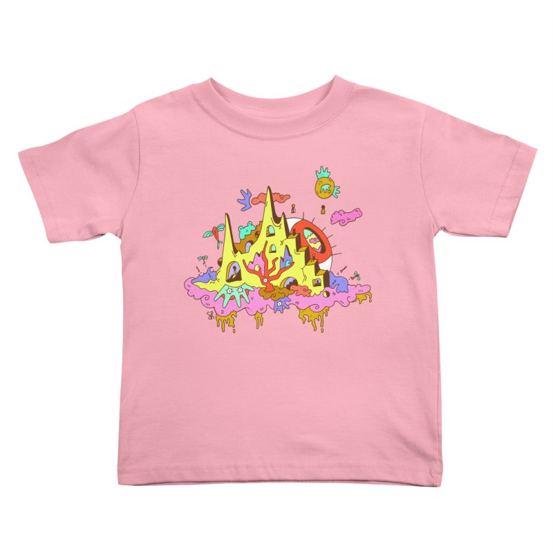 Dream Tree Kids Toddler T-Shirt by Shelby Works