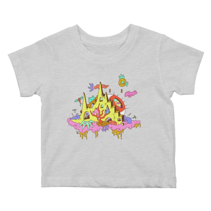 Dream Tree Kids Baby T-Shirt by Shelby Works