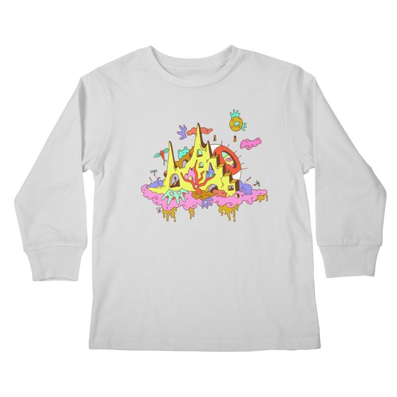 Dream Tree Kids Longsleeve T-Shirt by Shelby Works
