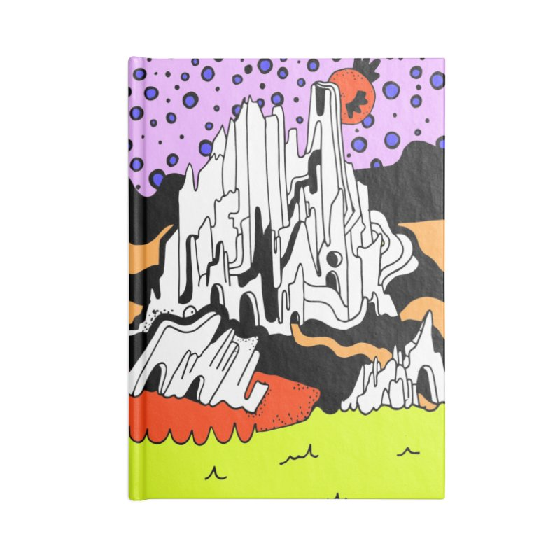 Utah at Night Accessories Notebook by Shelby Works