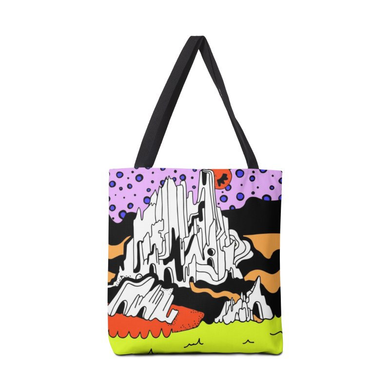 Utah at Night Accessories Bag by Shelby Works