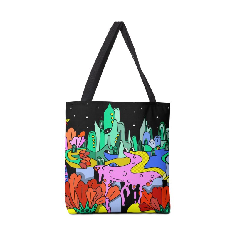 Poppy Trip Accessories Bag by Shelby Works