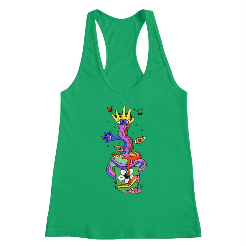 Eye Catching Women's Tank by Shelby Works