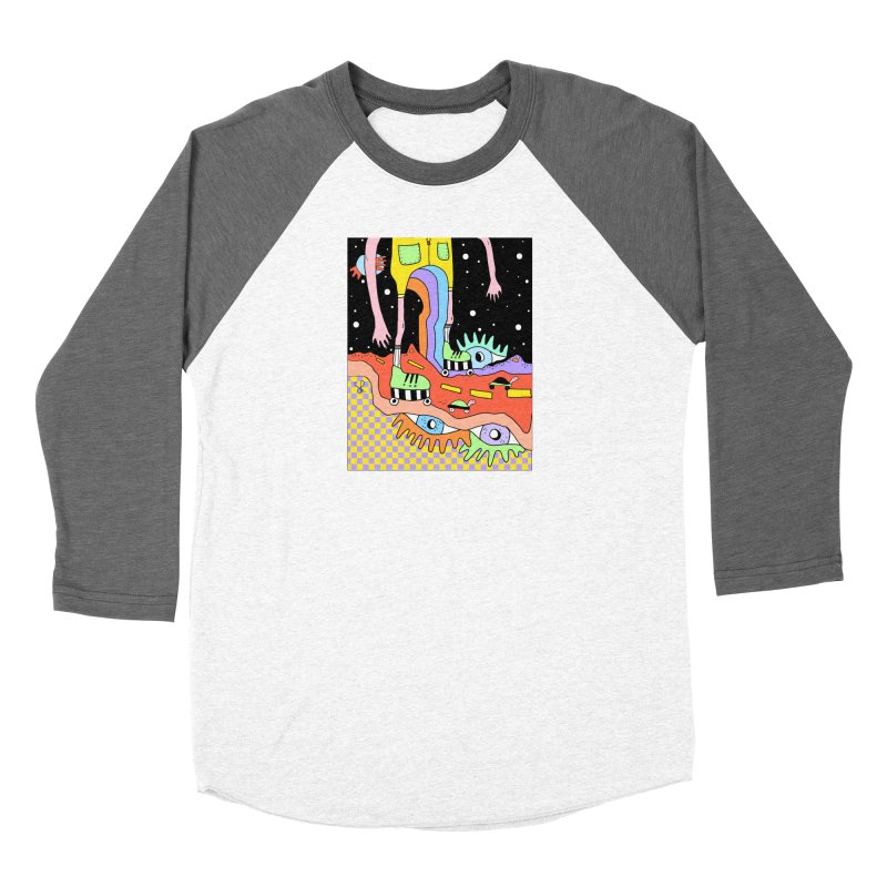 Skater Road Women's Longsleeve T-Shirt by Shelby Works
