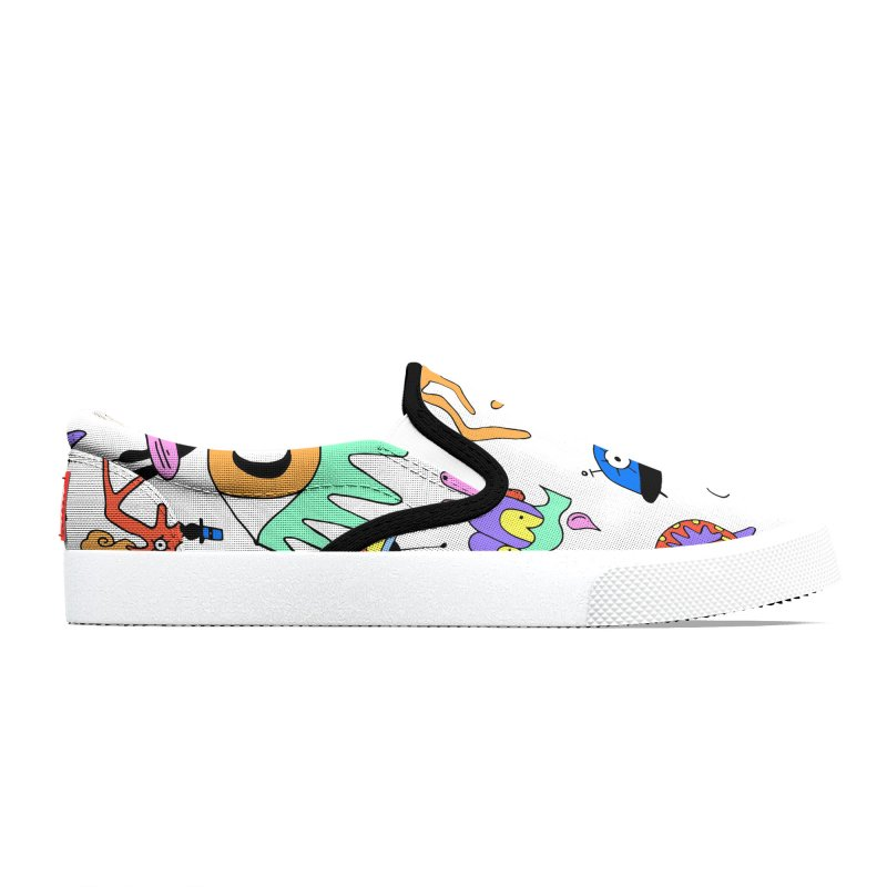 Hands and Eyes Women's Shoes by Shelby Works