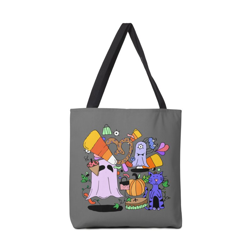 Candy Collection Bag Accessories Tote Bag Bag by Shelby Works