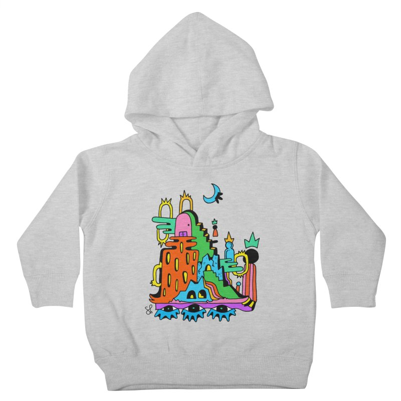 Lost Royals Kids Toddler Pullover Hoody by Shelby Works