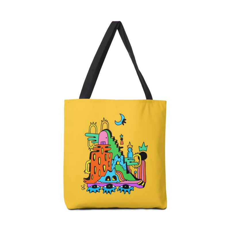 Lost Royals Accessories Tote Bag Bag by Shelby Works