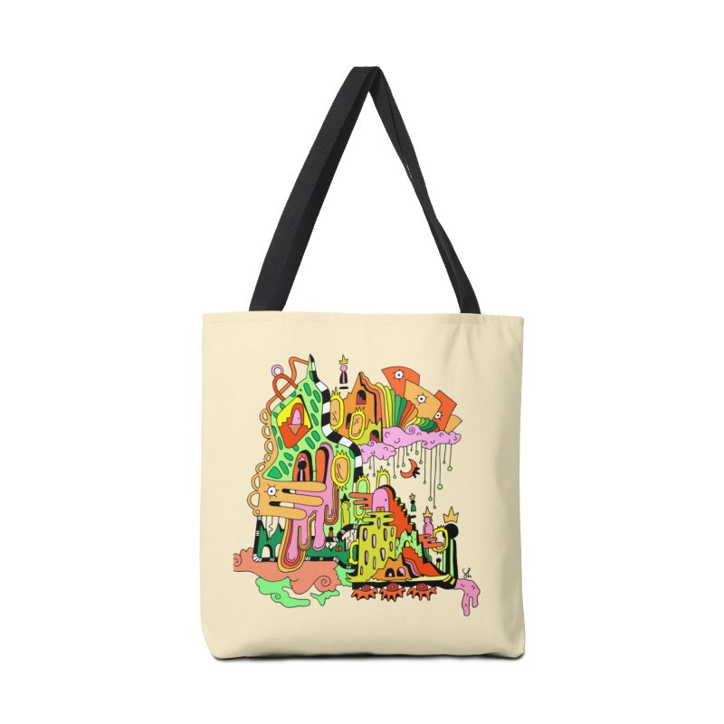 Jungle Gym Accessories Tote Bag Bag by Shelby Works