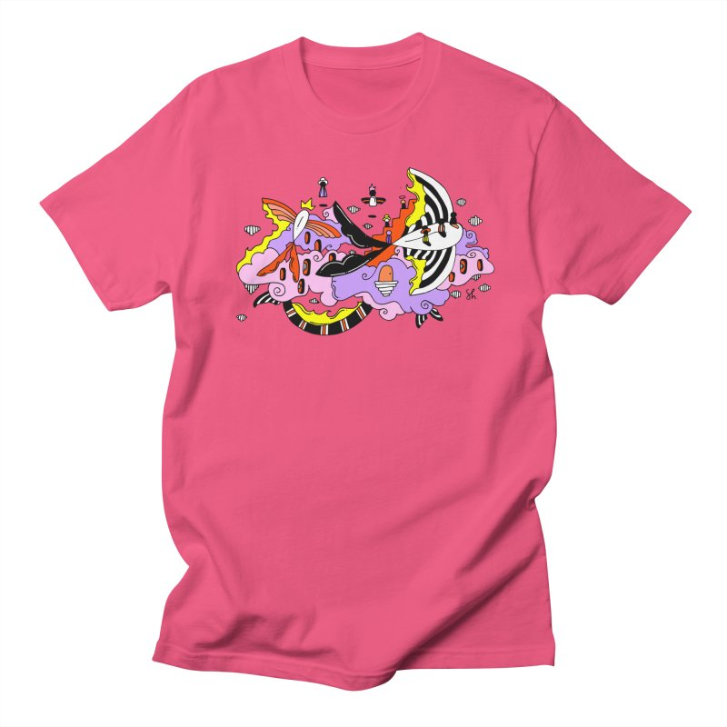 Fish Place Women's T-Shirt by Shelby Works
