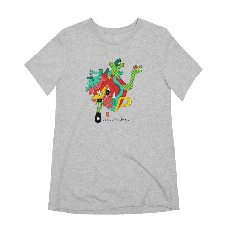 Cold Blooded Women's Extra Soft T-Shirt by Shelby Works