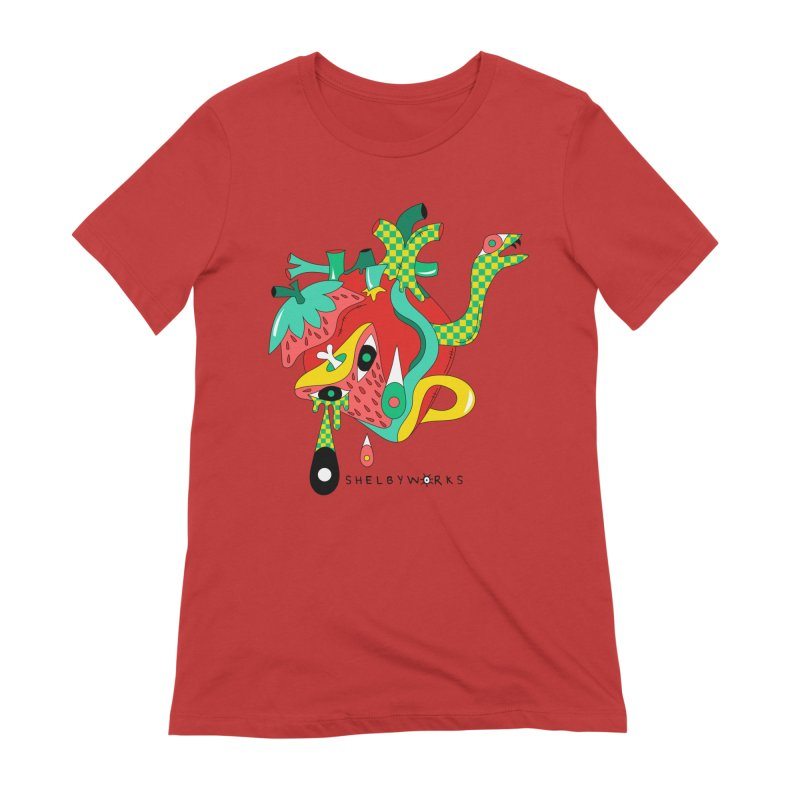 Cold Blooded Women's T-Shirt by Shelby Works