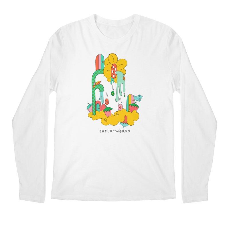 Flora Faucet Men's Regular Longsleeve T-Shirt by Shelby Works
