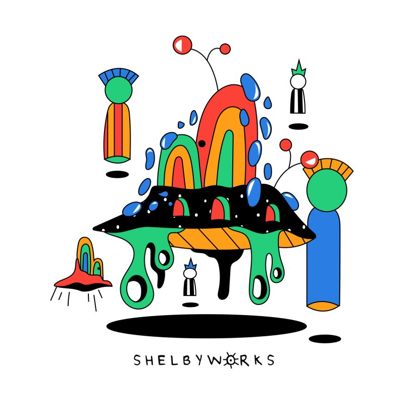 Martians   by Shelby Works