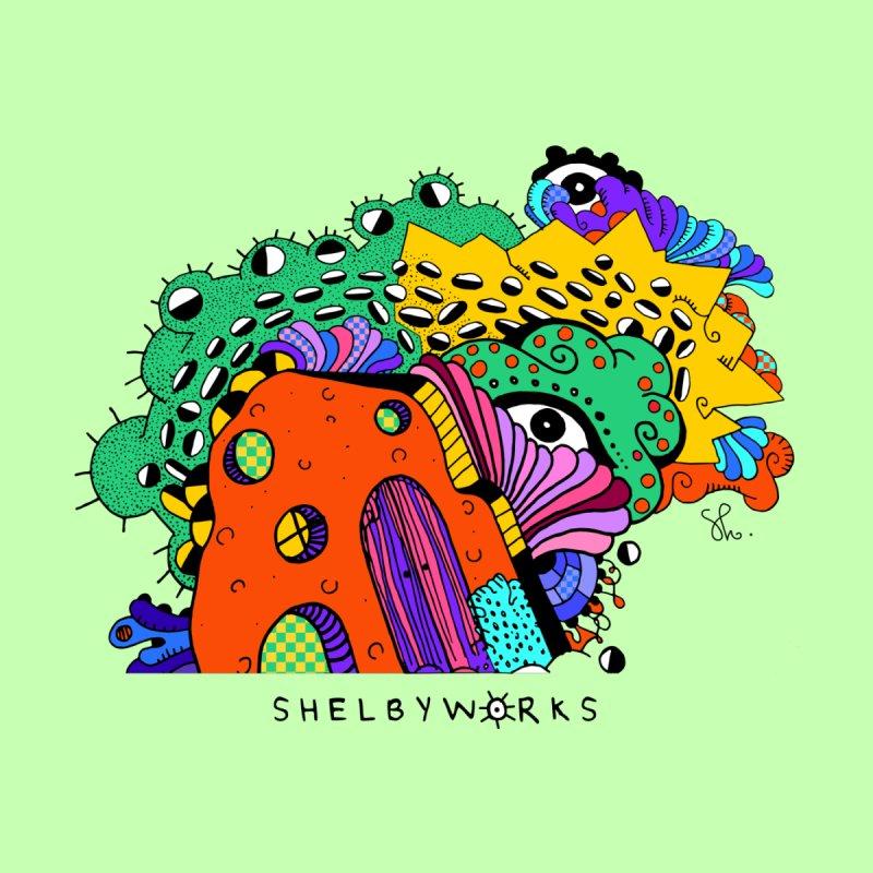 Amoeba Fun House by Shelby Works