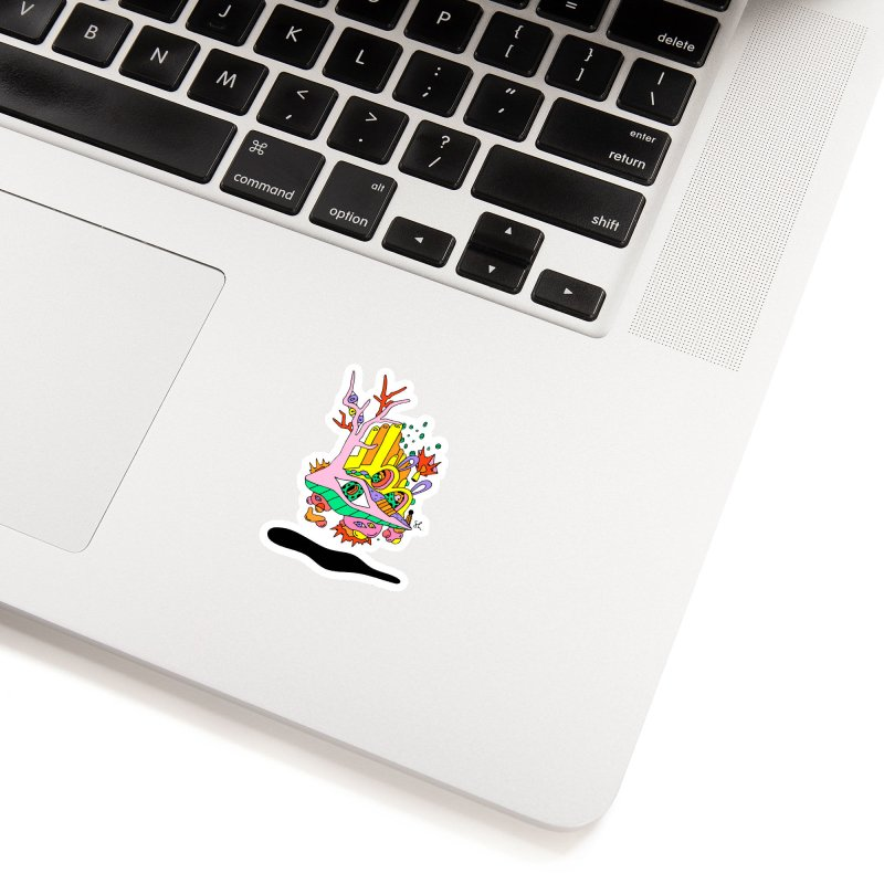Bubble Town Accessories Sticker by Shelby Works