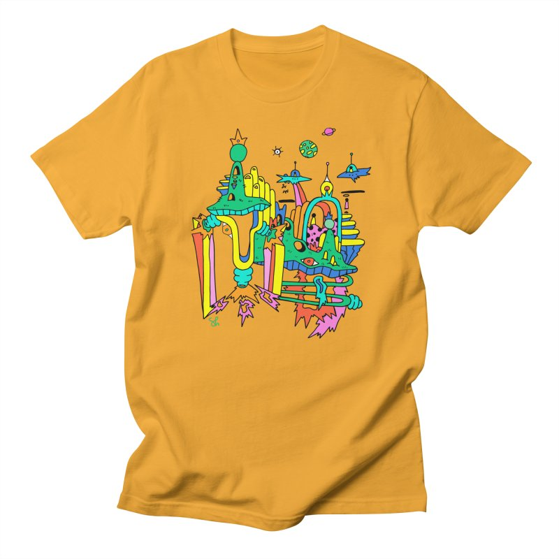 City of Color Women's Regular Unisex T-Shirt by Shelby Works