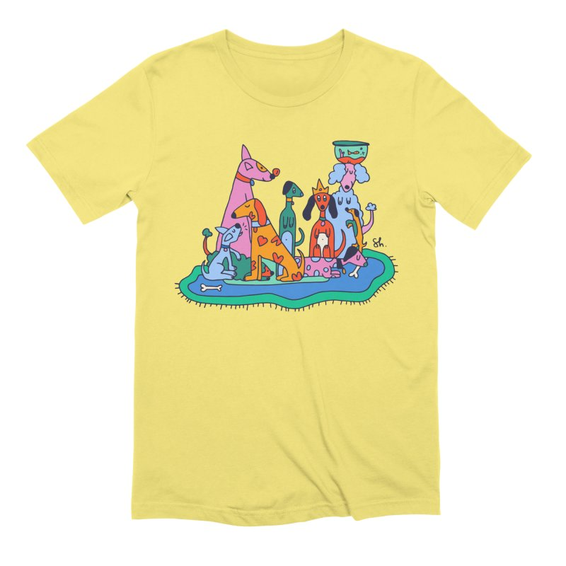 Picture Day Men's T-Shirt by Shelby Works