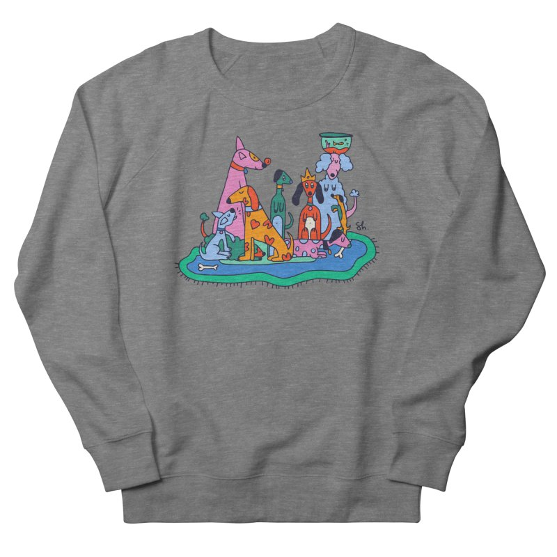 Picture Day Men's French Terry Sweatshirt by Shelby Works