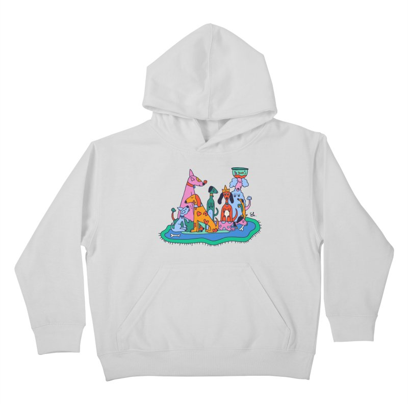 Picture Day Kids Pullover Hoody by Shelby Works