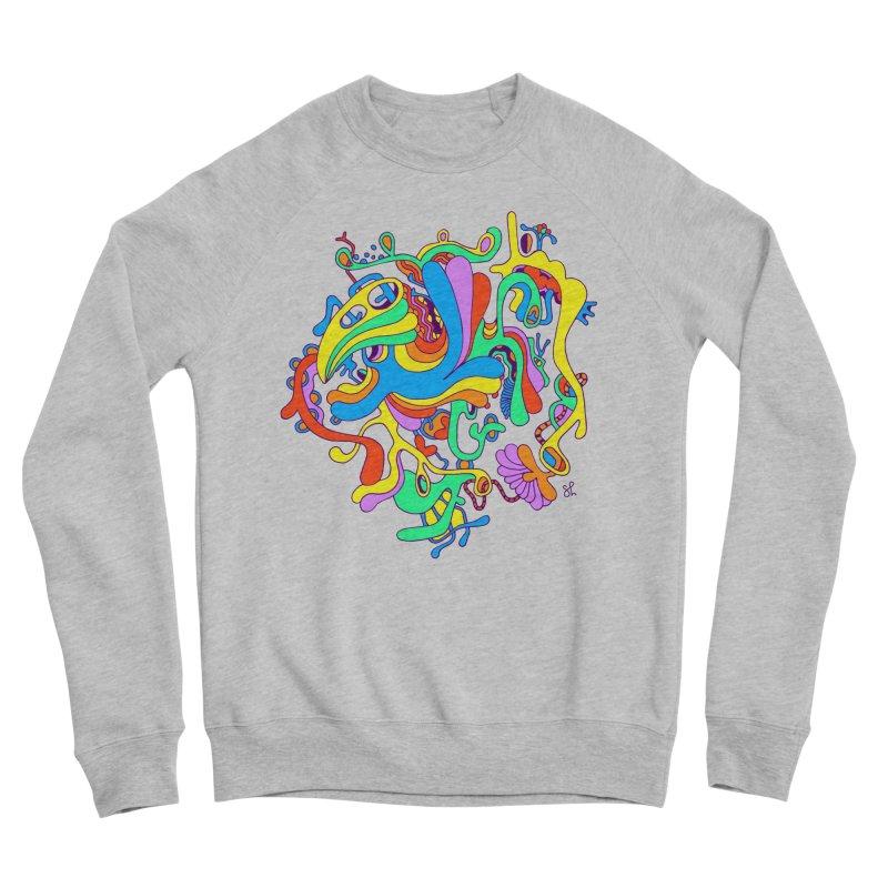 Lyrical Men's Sponge Fleece Sweatshirt by Shelby Works