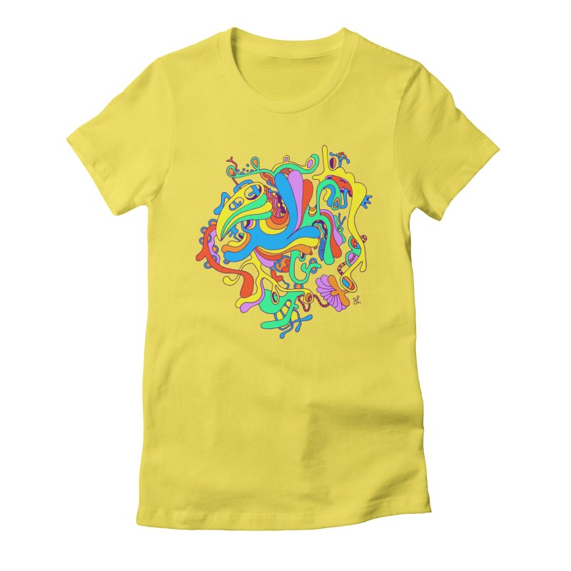 Lyrical Women's T-Shirt by Shelby Works