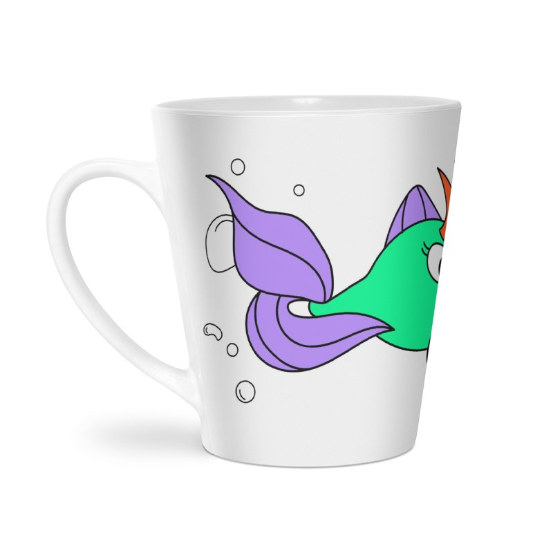 Angry Fish Accessories Mug by Shelby Works