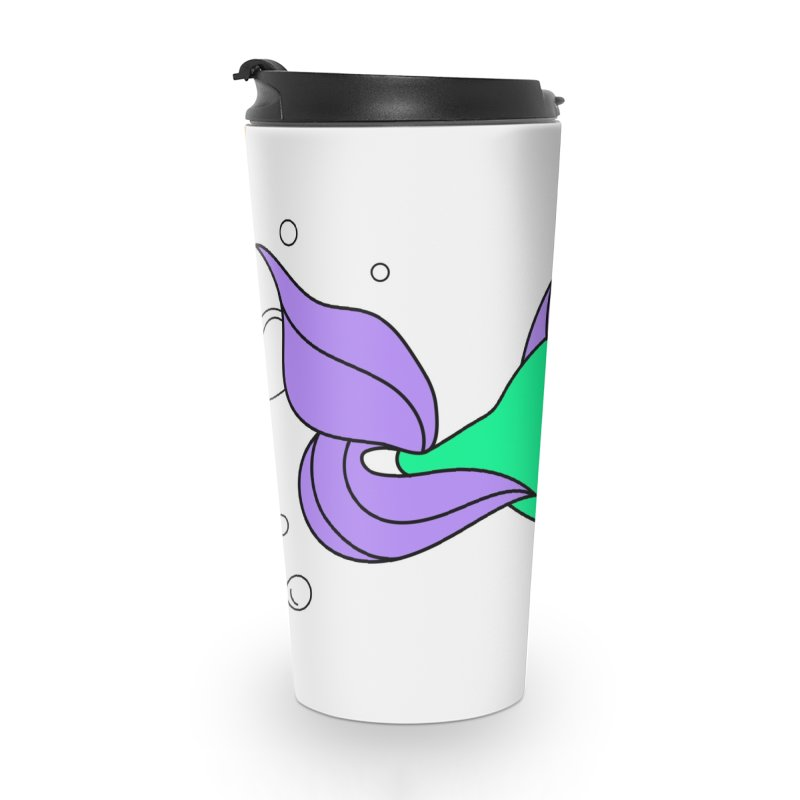 Angry Fish Accessories Travel Mug by Shelby Works