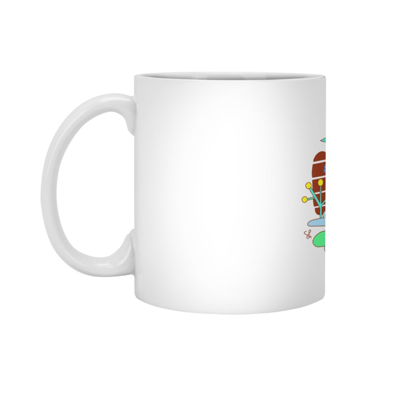A Lemon Twist Accessories Standard Mug by Shelby Works