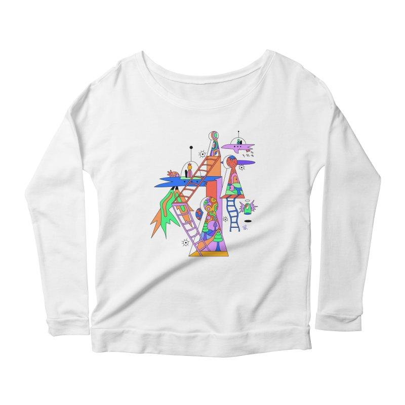 Key Holes Women's Longsleeve T-Shirt by Shelby Works