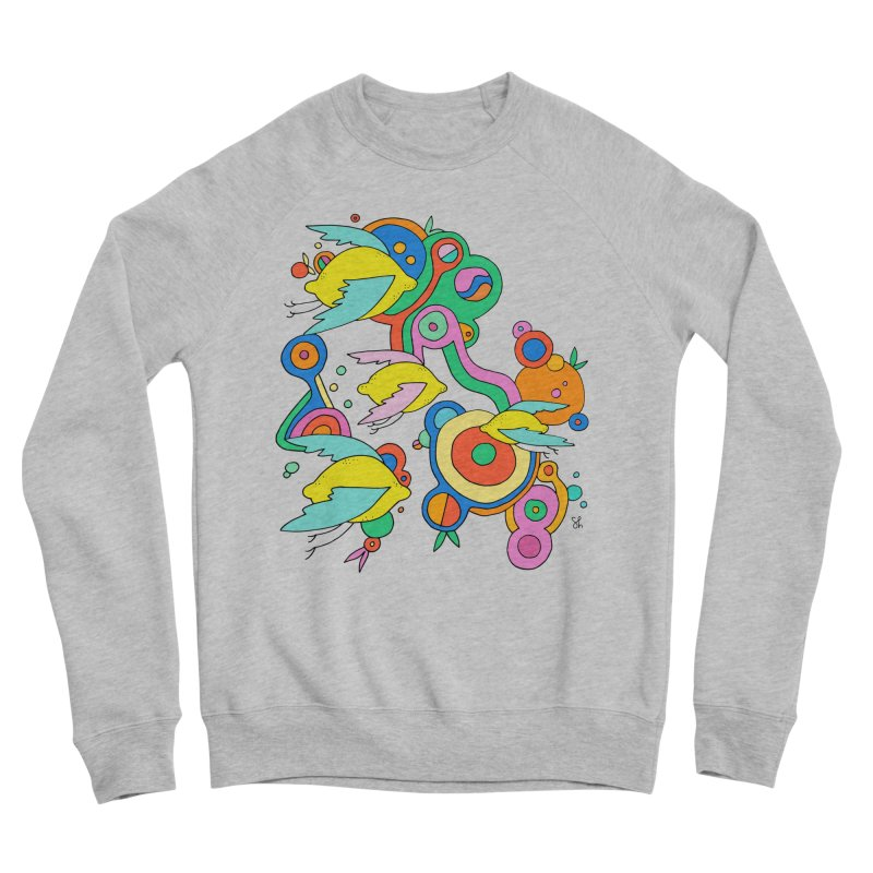 Lemon Soda Men's Sweatshirt by Shelby Works