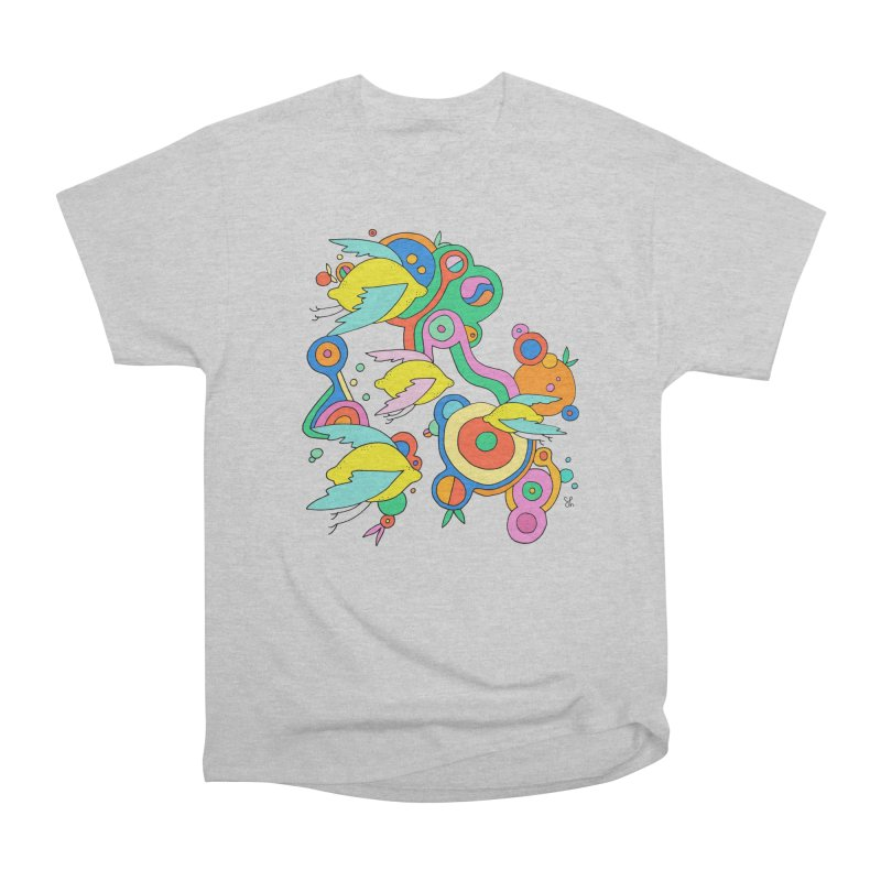 Lemon Soda Men's T-Shirt by Shelby Works