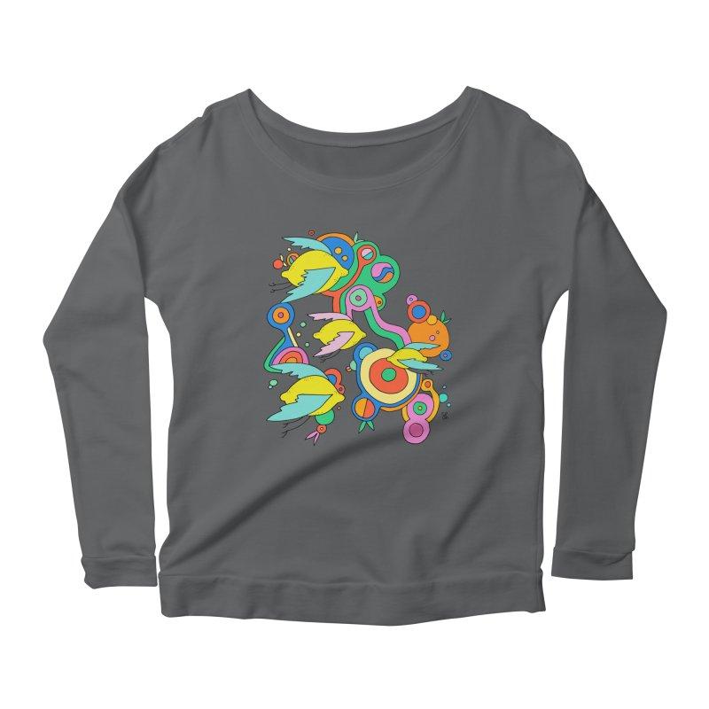 Lemon Soda Women's Longsleeve T-Shirt by Shelby Works