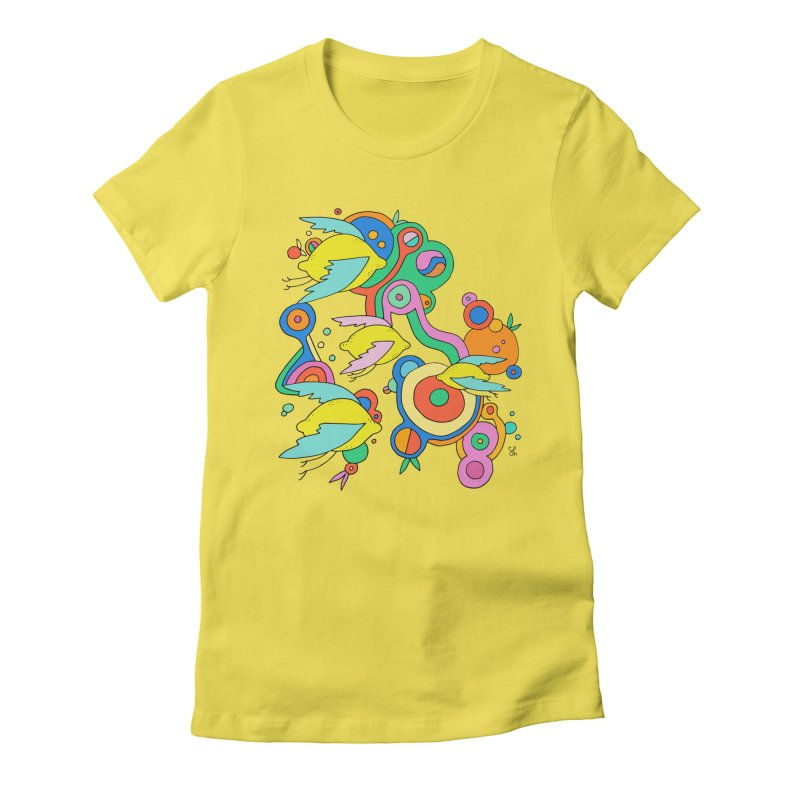 Lemon Soda Women's T-Shirt by Shelby Works