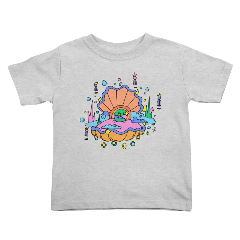 Atlantis Kids Toddler T-Shirt by Shelby Works