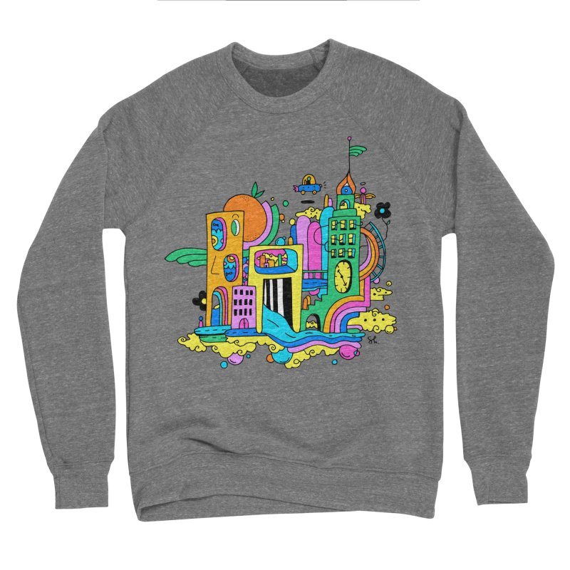 Pocket City Men's Sweatshirt by Shelby Works