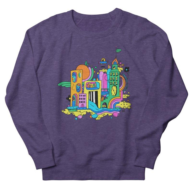 Pocket City Women's Sweatshirt by Shelby Works