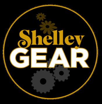 ShelleyGEAR Artist Shop Logo