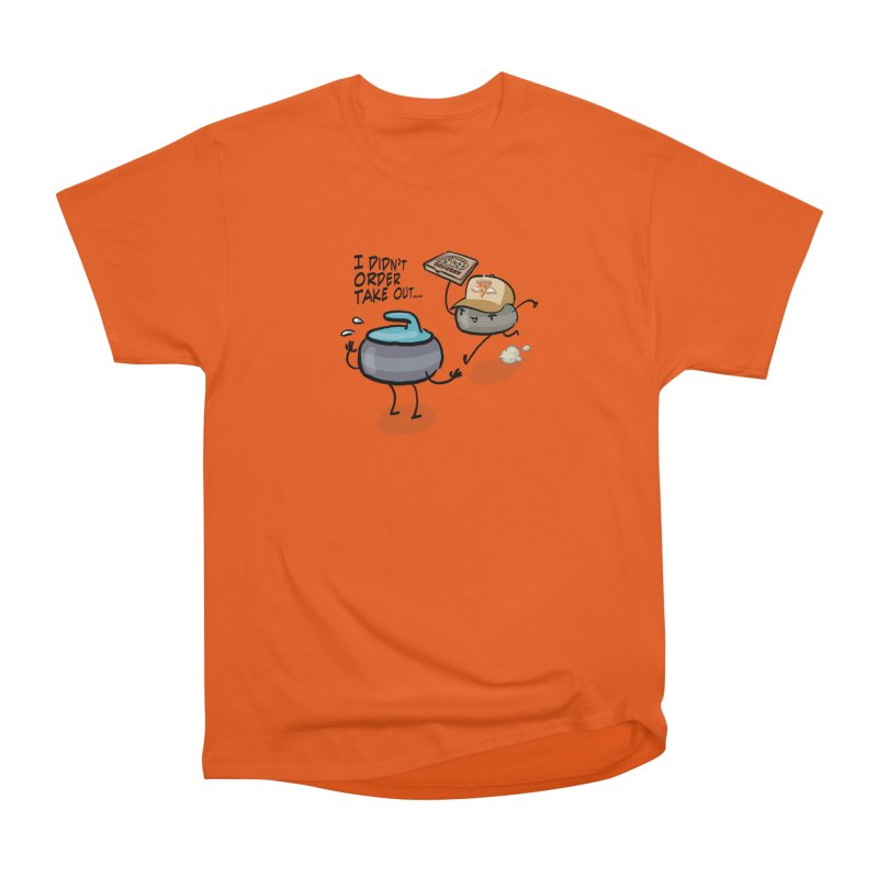 The Delivery Men's Heavyweight T-Shirt by Friday the Shirteenth