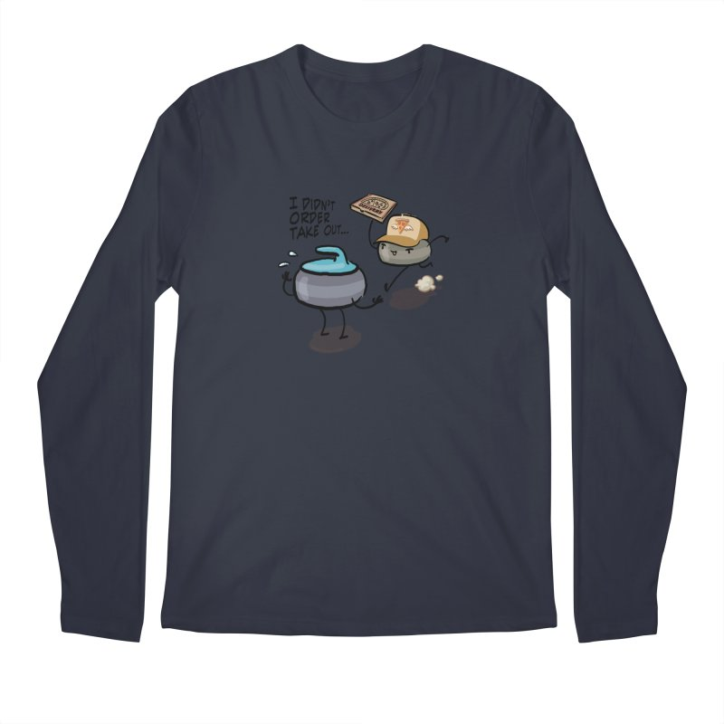 The Delivery Men's Regular Longsleeve T-Shirt by Friday the Shirteenth
