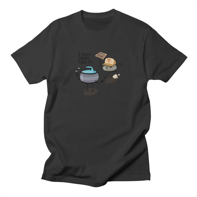 The Delivery Men's T-Shirt by Friday the Shirteenth