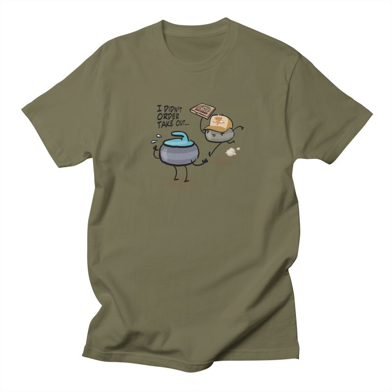 The Delivery Men's Regular T-Shirt by Friday the Shirteenth