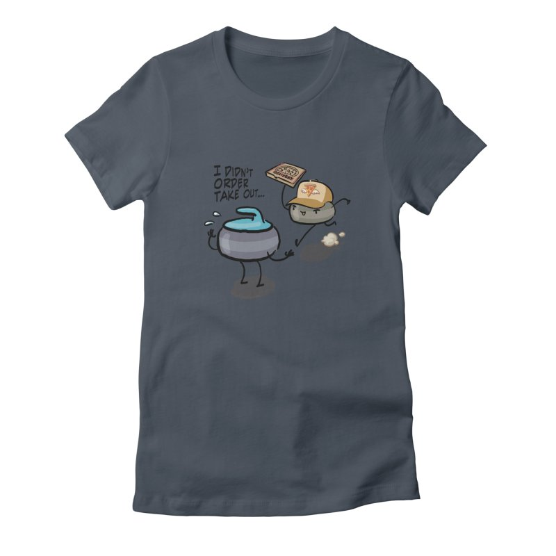 The Delivery Women's T-Shirt by Friday the Shirteenth