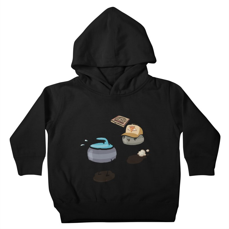 The Delivery Kids Toddler Pullover Hoody by Friday the Shirteenth