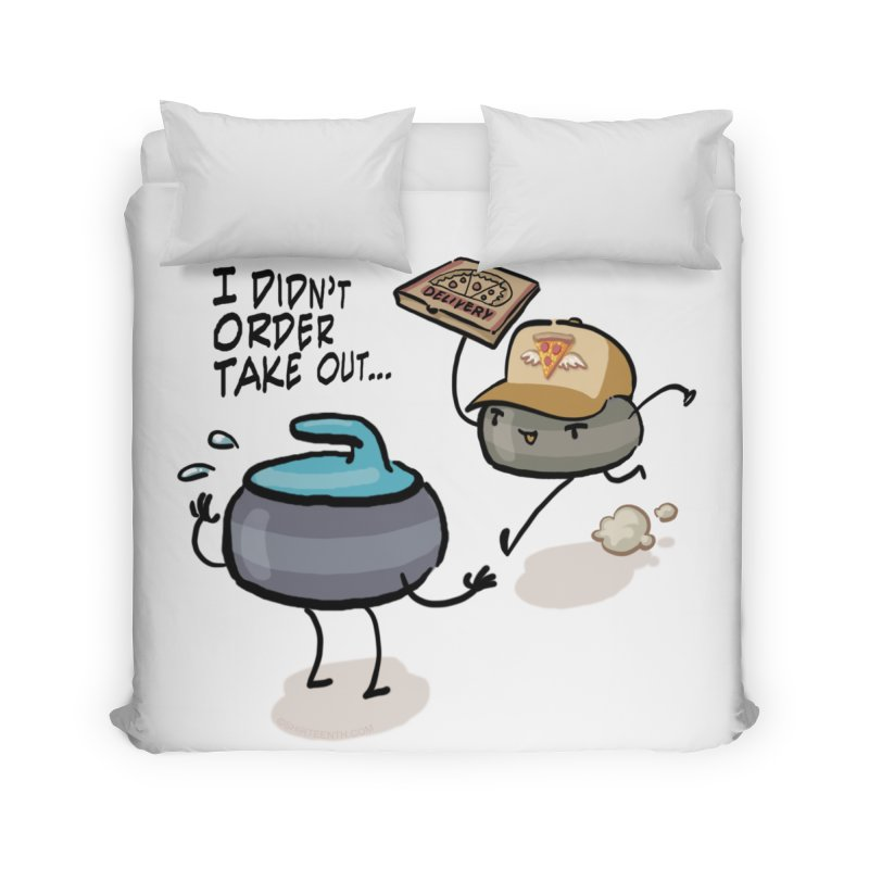The Delivery Home Duvet by Friday the Shirteenth