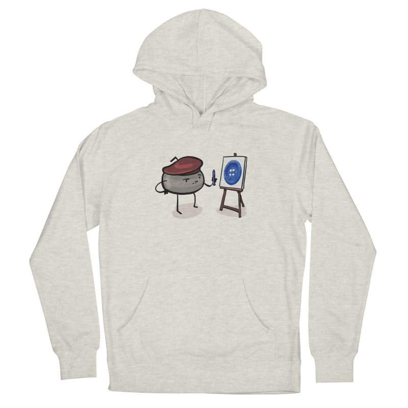 The Draw  Women's French Terry Pullover Hoody by Friday the Shirteenth