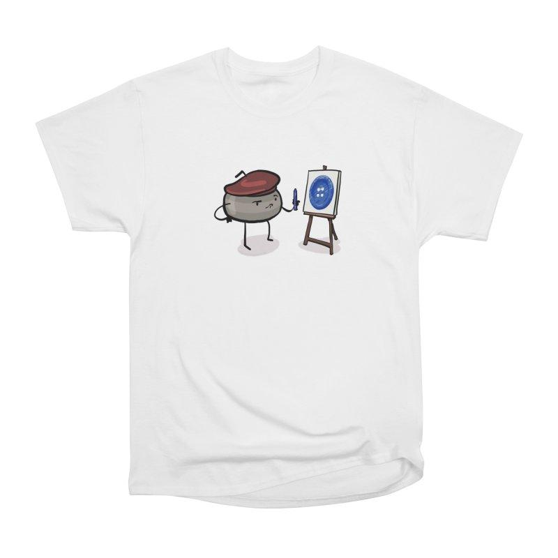 The Draw  Men's Heavyweight T-Shirt by Friday the Shirteenth