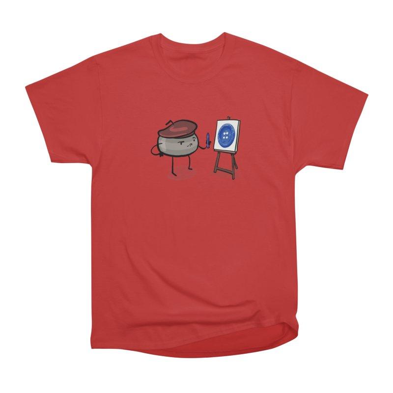 The Draw  Women's Heavyweight Unisex T-Shirt by Friday the Shirteenth