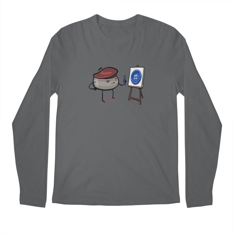 The Draw  Men's Regular Longsleeve T-Shirt by Friday the Shirteenth